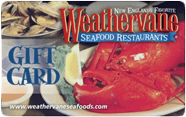 Weathervane Gift Card