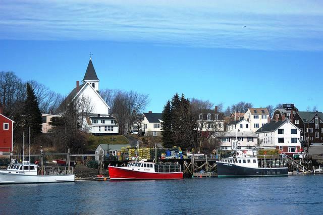 Weathervane Seafood Restaurants – Kittery, Maine