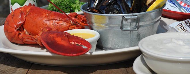 The Triumphant Tail of the New England Lobster