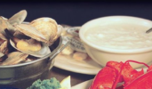 fish chowder with clams